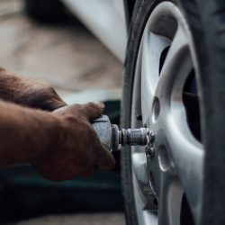 How to Change a Tire On a Car