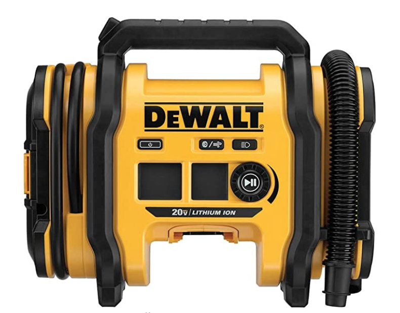 DeWalt Best Portable Car Tire Inflator